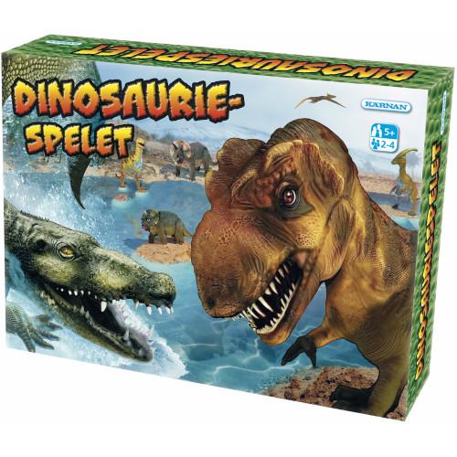 Kärnan Dinosauriespelet