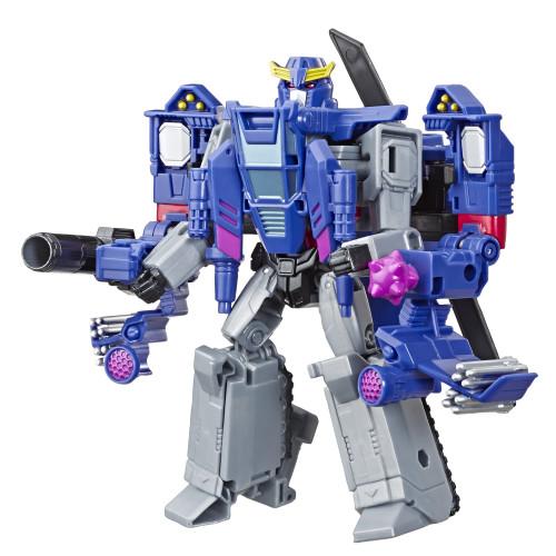 Transformers Cyberverse Spark Armor Megatr.