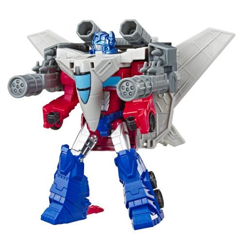 Transformers Cyberverse Spark Armor Optimu.