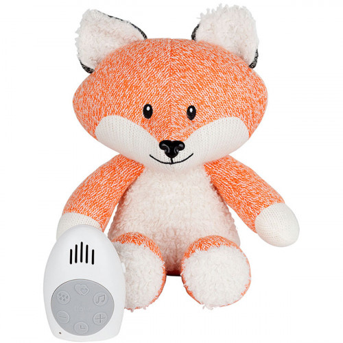 Flow Comforter Robin the Fox Orange
