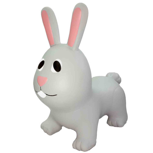 Carlobaby Hoppdjur Kanin Grå Gerardo