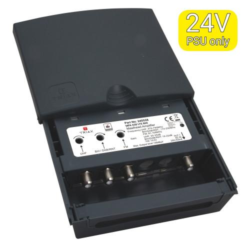 Triax MFA658 LTE800 Amp. 3 in/1 ut