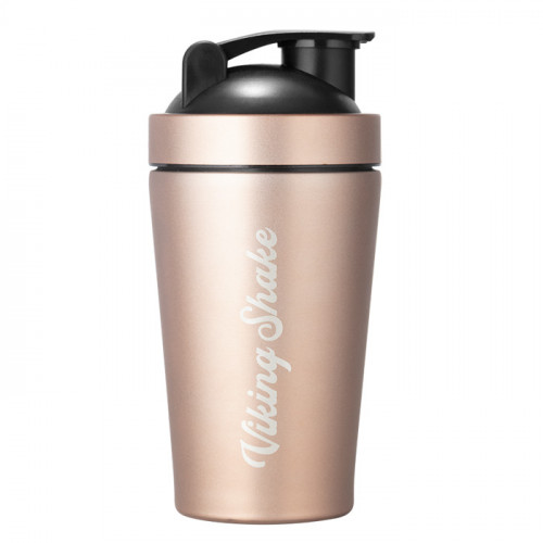Viking Shake Viking Shake Matte Rose Gold Shaker 500 ml