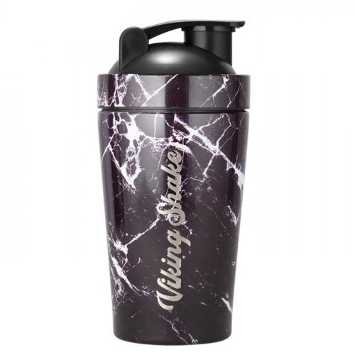Viking Shake Viking Shake Black Marble Shaker 500 ml
