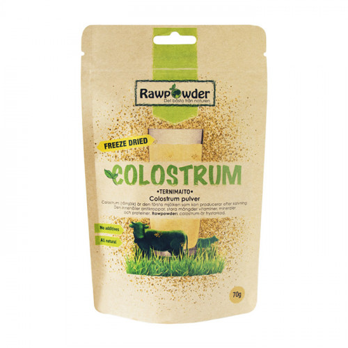 Rawpowder Colostrum Pulver 70g