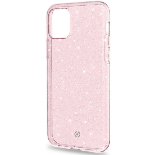 Celly Sparkling cov iPhone 11 Pro Ro