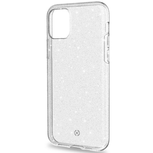 Celly Sparkling cov iPhone 11 Pro Tr