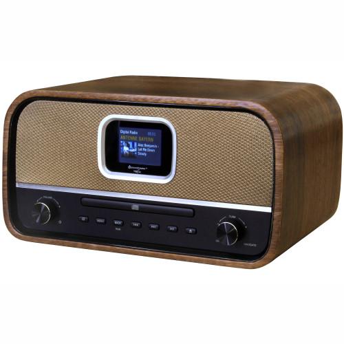 Soundmaster Stereo BT/CD/USB och radio
