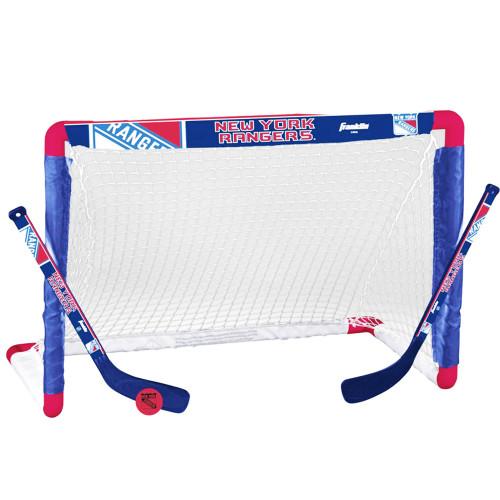 Franklin Mini hockey set m målbur NY R.