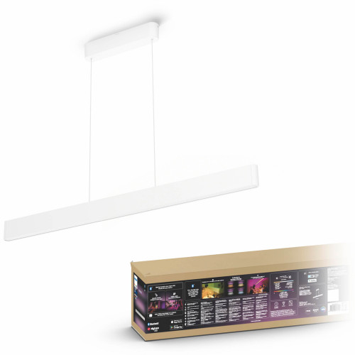 Philips Hue Ensis Pendel Wh/Color Vit