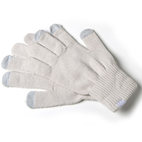 Celly Winter Touch Gloves Uni White