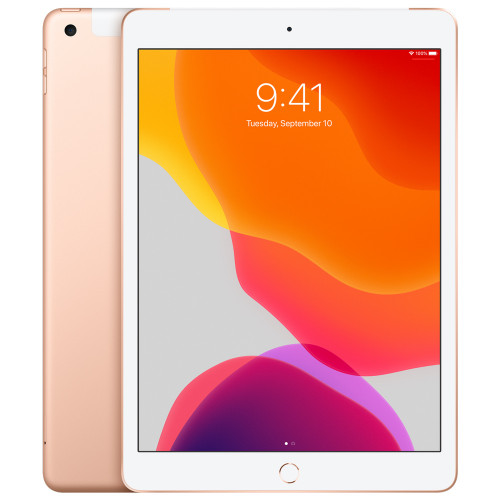 "Apple iPad 10.2""  32GB Wi-Fi/4G Gold"