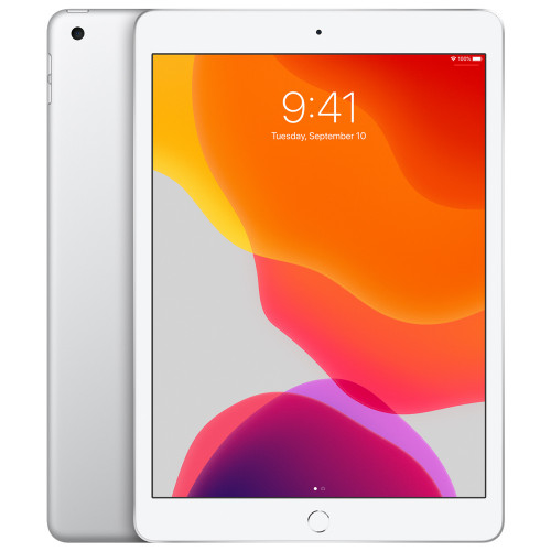 """Apple iPad 10.2"""" 128GB Wi-Fi Silver"""