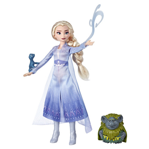 Disney Frozen 2 Storytelling Docka E.