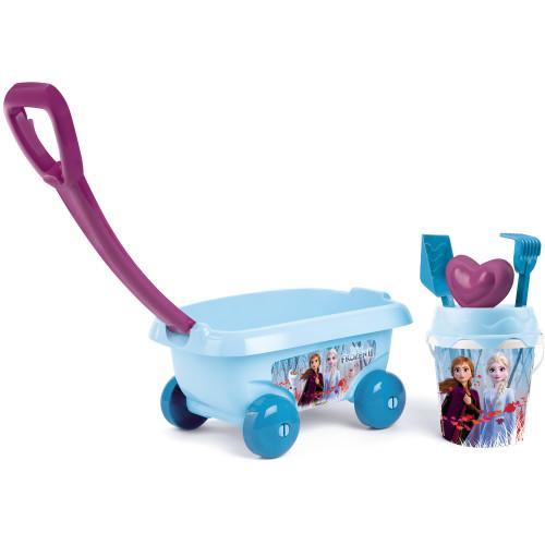 Disney Frozen 2 Garnished Beach Cart