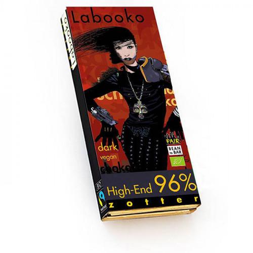 Zotter Zotter Labooko High End 96% 65g EKO