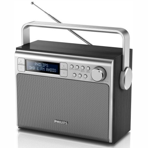 Philips Portabel digital radio FM/DAB