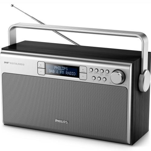 Philips FM/DAB+ Digital portabel radio