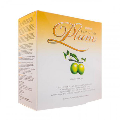 Immitec Oxytarm Plum 15 plommon