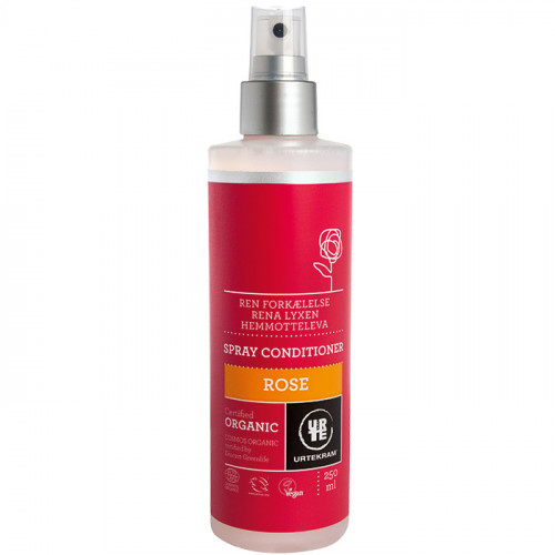 Urtekram Rose spray conditioner 250ml EKO