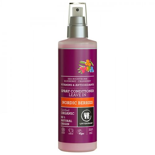 Urtekram Nordic Berries Spray Conditioner 250ml EKO
