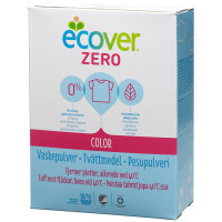 Ecover Ecover Zero Tvättmedel Color 750g