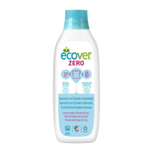 Ecover Ecover Zero Flytande Tvättmedel 1l