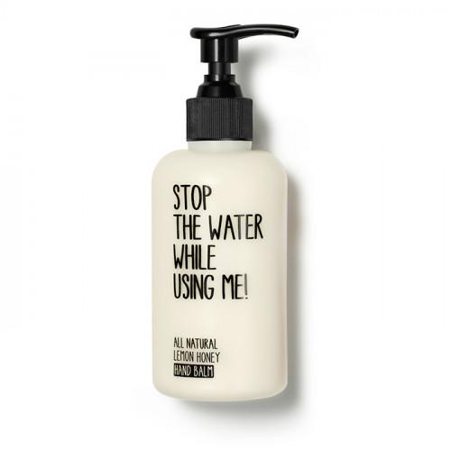 Stop the water Lemon Honey Hand Balm 200ml