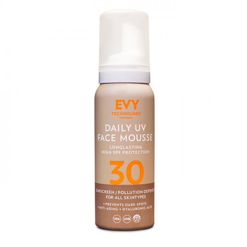 EVY Technology EVY Daily UV Face Mousse SPF30 75ml