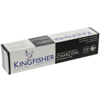 Kingfisher Whitening Toothpaste with Charcoal 100ml