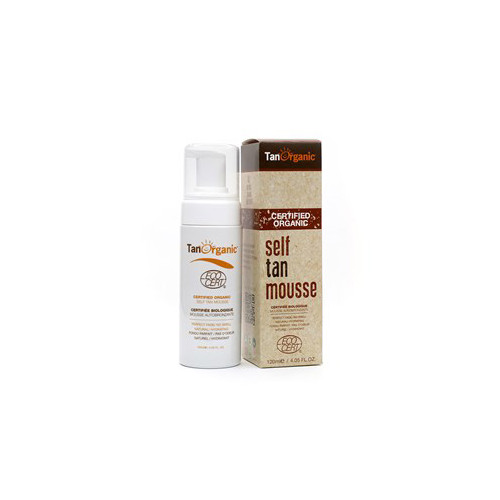 TanOrganic TanOrganic Organic Self-tan Mousse 120 ml EKO