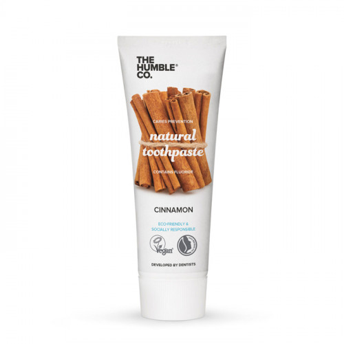 The humble co. Humble Natural Toothpaste  Cinnamon 75ml