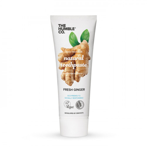 The Humble Co Humble Natural Toothpaste Ginger 75ml