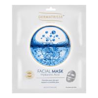 Dermatrisse Hydrogel Ansikts mask 1 mask, 28ml
