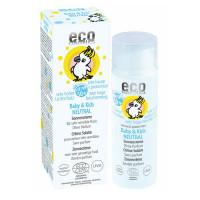 Eco Cosmetics Baby solkräm 50+ NEUTRAL  50 ml EKO