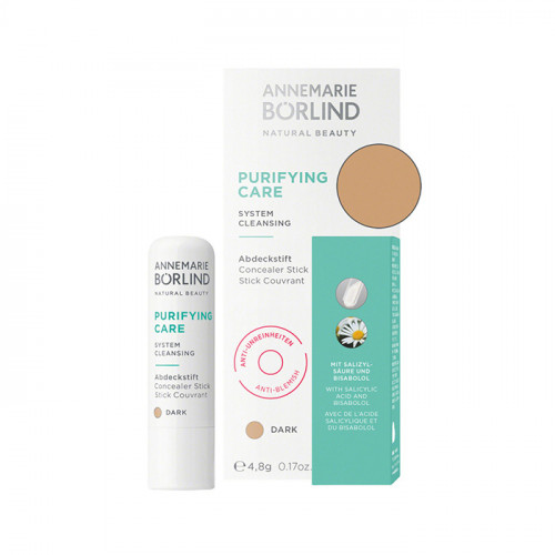 Börlind Purifying Care Concealer Stick DARK 4,8 g EKO