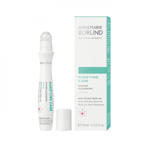 Börlind Purifying Care Anti-Pimple Roll-On 10 ml, EKO Vegan