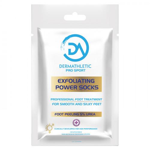 Dermathletic Dermathletic Exfoliating Power Socks 1 par, 50ml