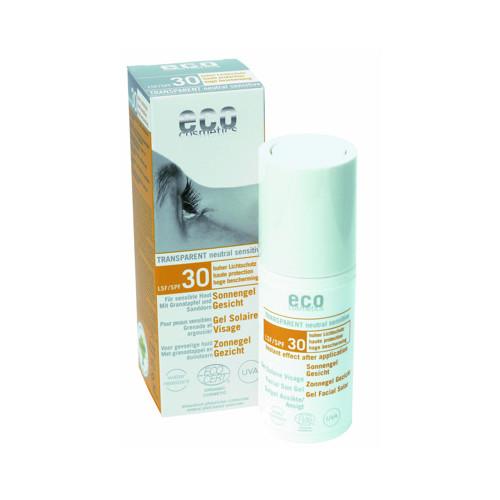 Eco Cosmetics Solgel Ansikte Spf30 30ml EKO