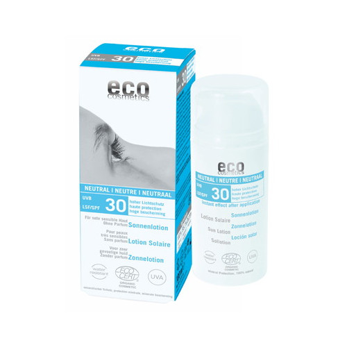 Eco Cosmetics Sollotion Neutral SPF30 100ml EKO