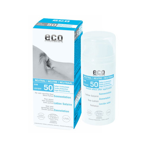 Eco Cosmetics Sollotion Neutral SPF50 100ml EKO