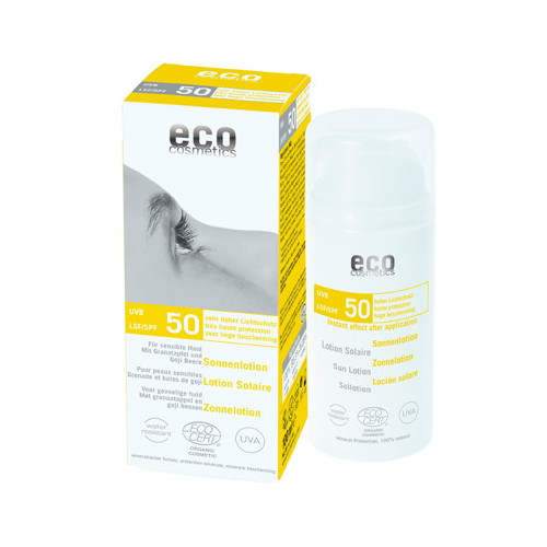 Eco Cosmetics Sollotion Goji Granat SPF50 100ml EKO