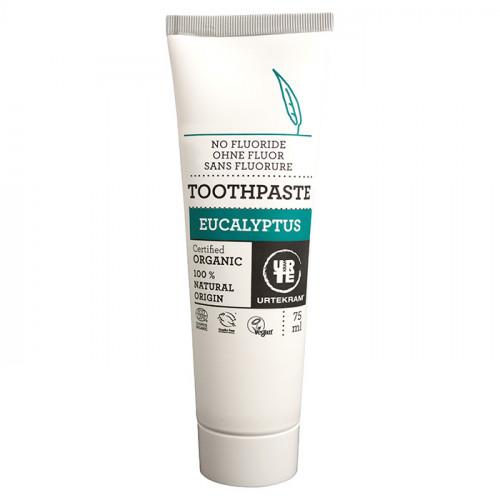 Urtekram Urtekram Eucalyptus Toothpaste 75ml EKO