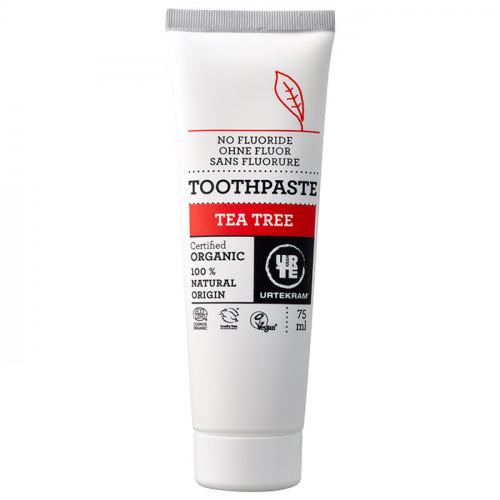 Urtekram Urtekram Tea Tree Toothpaste 75ml EKO