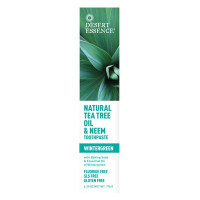 Desert Essence Tandkräm Tea Tree & Neem 176g