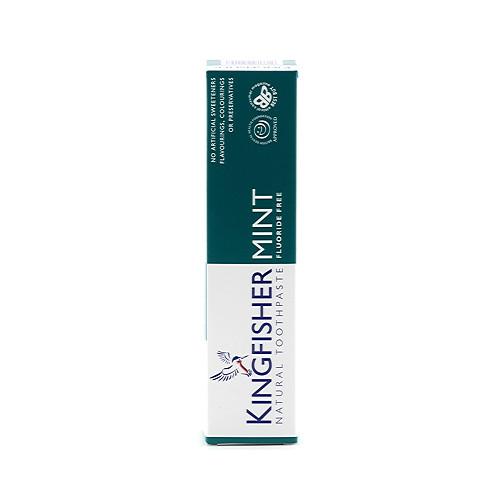 Kingfisher Natural Toothpaste Mint 100ml Flour fri