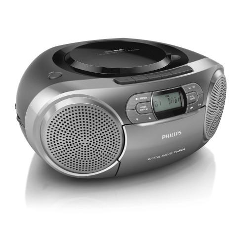 Philips Boombox CD/Radio/Kassett