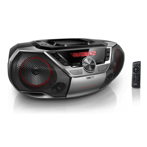 Philips Boombox CD/Radio/USB/Bluetooth