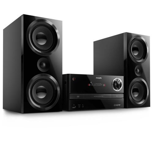 Philips Musiksystem m. Bluetooth