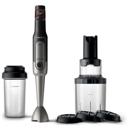 Philips Stavmixer set 800W Steglös